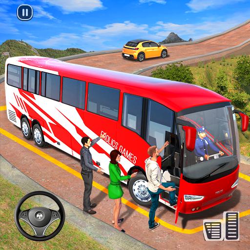 Modern Bus Simulator & Parking Games – Bus Games