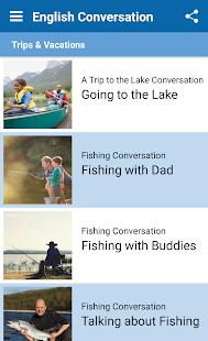 English Conversation Practice 1.3.6 Screenshots 2