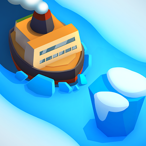 Icebreakers  idle clicker game about ships