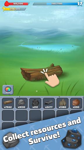 Survival Clicker 3.1 screenshots 1