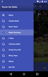 Online Radio Philippines Screenshot