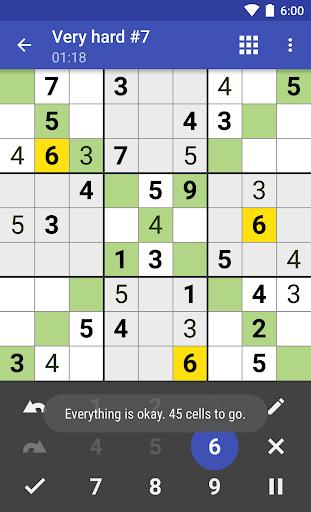 Andoku Sudoku 3 1.17.0 screenshots 5