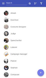 Professions 80.91.30 screenshots 1