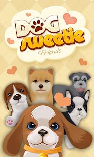 Dog Sweetie Friends