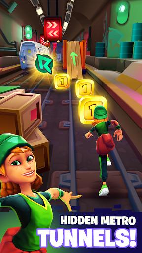 MetroLand - Endless Arcade Runner apklade screenshots 2