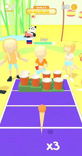Pong Party 3D  Screenshots 3