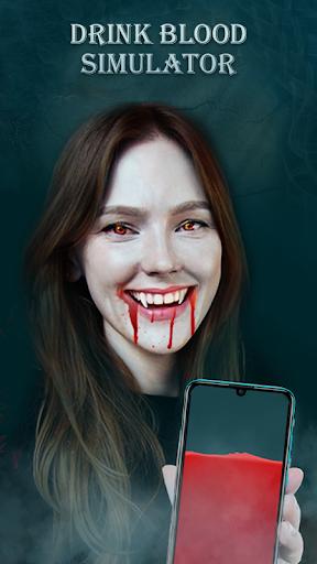 Vampires Drink Blood Simulator Apkfinish screenshots 3