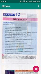 Physics TextBook 12th