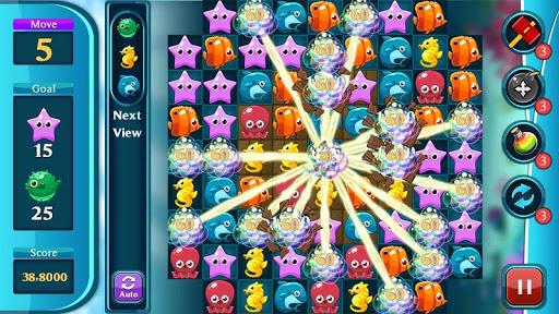 Ocean Match Puzzle 1.2.4 screenshots 5