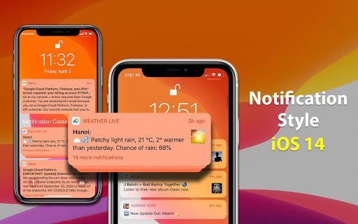 Launcher iPhone 7.2.5 Screenshots 10