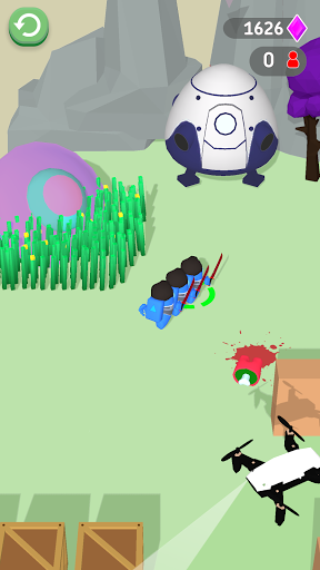 Imposter Attack: Warrior Revenge apkpoly screenshots 3