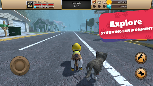 Cat Simulator - Animal Life  screenshots 16