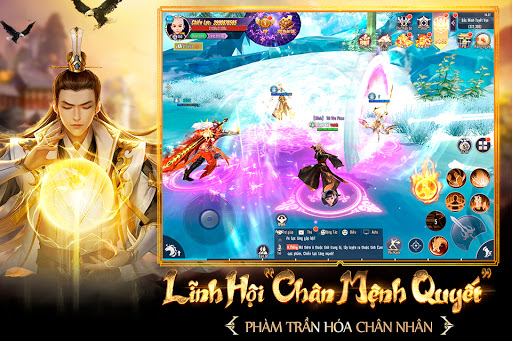 Thu01b0u01a1ng Khung Chi Kiu1ebfm - Thuong Khung Chi Kiem  screenshots 2