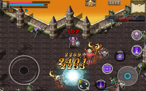 Aurum Blade EX 1.0.2 screenshots 8