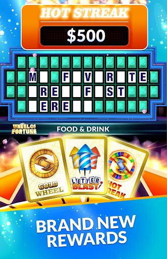 Wheel of Fortune: Free Play 3.59 screenshots 16
