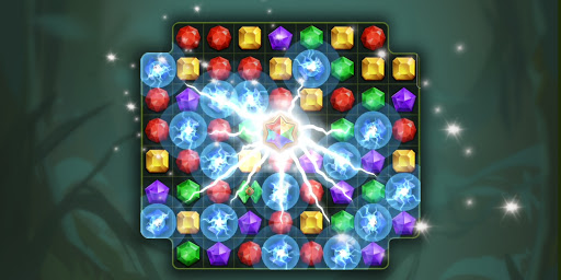 Jewel & Gem Crush - Match Master  screenshots 7