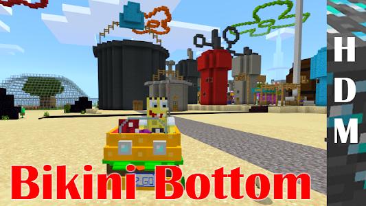 Bikini Bottom Bob MCPE 3.14