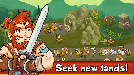 Tower Defense Realm King: (Epic TD Strategy) modavailable screenshots 4