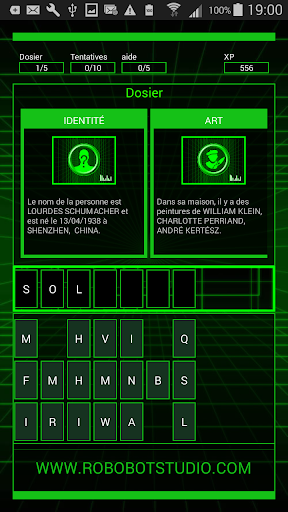 Code Triche HackBot Jeux de Hacker (Astuce) APK MOD screenshots 3