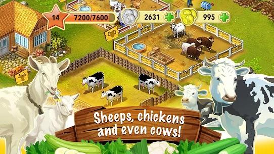 Jane's Farm: Farming Game – Build your Village 3