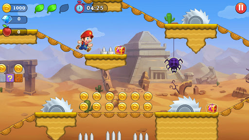Free Bob's World : Super Run Game  screenshots 8