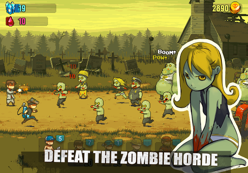Dead Ahead: Zombie Warfare 3.0.5 Screenshots 14