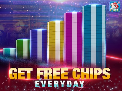 Teen Patti Unlimited Chips Apk (Unlimited Chips) 4