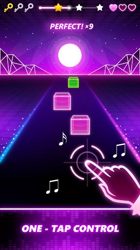 Beat Fire 3D: EDM Music & Shooting Sound  screenshots 4