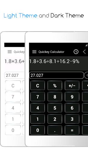 Quickey Calculator - Free app modavailable screenshots 8