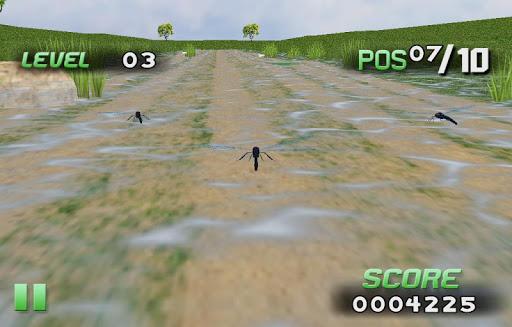 insect race screenshot 3