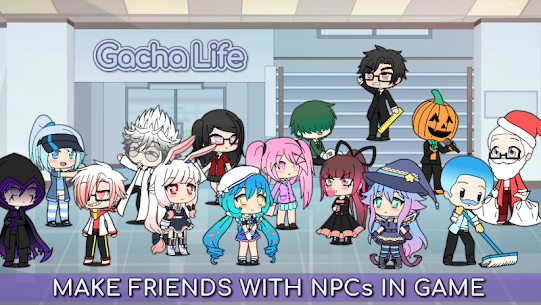Gacha Life MOD APK for PC, Android, iPhone 2021 5