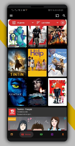 AGFlix - Free Movies & Web Series Online