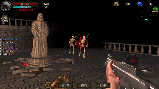 Tomb Hunter Pro 1.0.65 screenshots 13