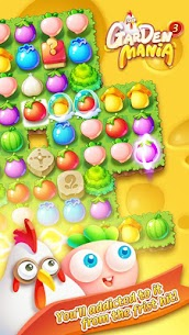 Garden Mania 3 MOD (Unlimited Lives/Move) 2