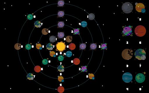 Orbit Balance - Puzzle game - Sudoku goes to space 1.13 screenshots 8