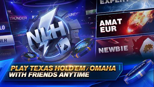 Thunder Poker : Holdem, Omaha 1.5.0 screenshots 2