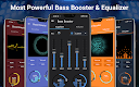 screenshot of Equalizer Pro - Volume Booster & Bass Booster