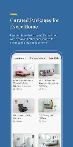 Furlenco - Rent Furniture & Appliances Online android2mod screenshots 3