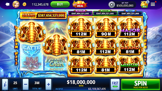 DoubleU Casino – Free Slots Apk Download 2021 3