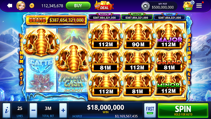 Crazy Fortune Casino Mobile And Download App - Inertia Slot Machine