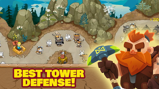 Tower Defense Kingdom: Advance Realm  screenshots 13