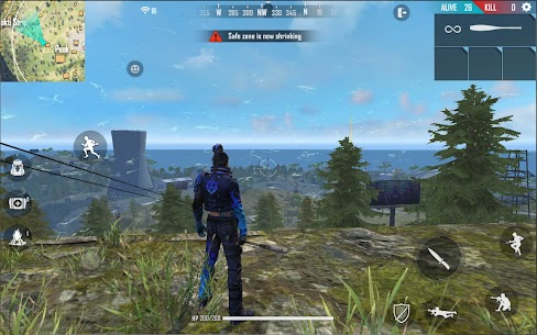 Garena Free Fire MAX Apk Mod + OBB/Data for Android. 6