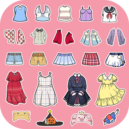 Vlinder Doll-Dress up Games, Avatar Creator