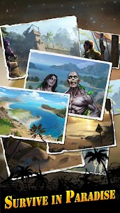 War Paradise: Lost Z Empire 1