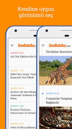 Son Dakika Haber 3.4.56 Screenshots 3