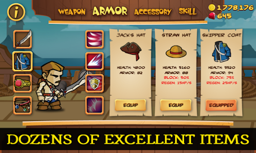 Myth of Pirates MOD (Unlimited Gold Coins/Diamonds) 2