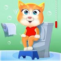 Baby's Potty Training - Toilet Time Simulator