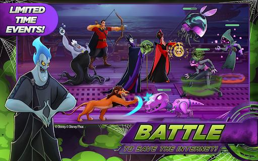 Disney Heroes: Battle Mode 2.4 Paidproapk.com 1