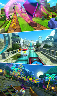 Sonic Forces – Multiplayer Racing