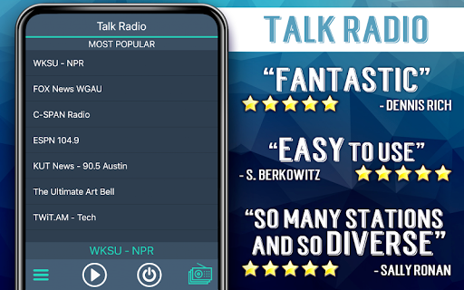 Foto do Free Talk Radio